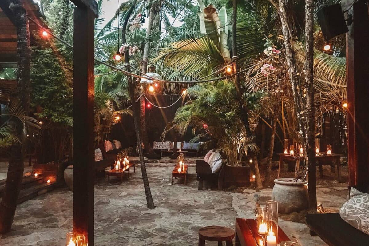 Dónde comer en Tulum - Gitano