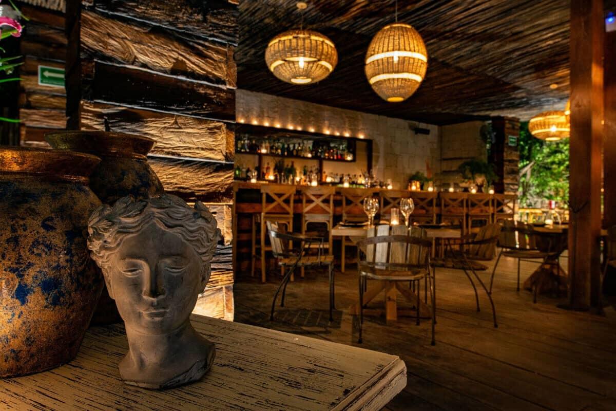 Dónde comer en Tulum - Parole Ristorante