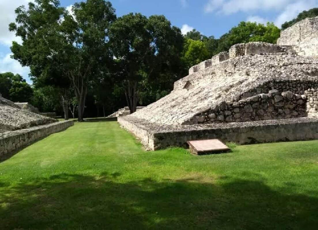 Edzná Campeche - Juego de Pelota