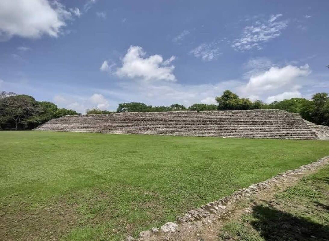 Edzná Campeche - Nohochná