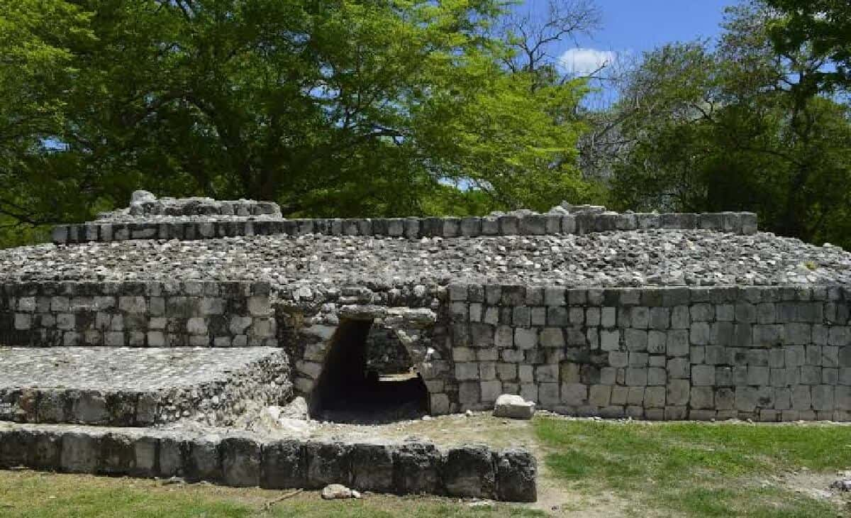 Edzná Campeche - Otras estructuras