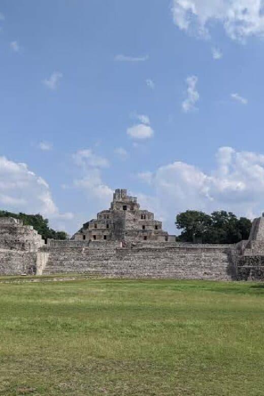 Edzná Campeche - Zona Arqueológica