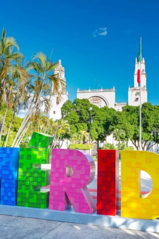 Lugares para visitar en Mérida