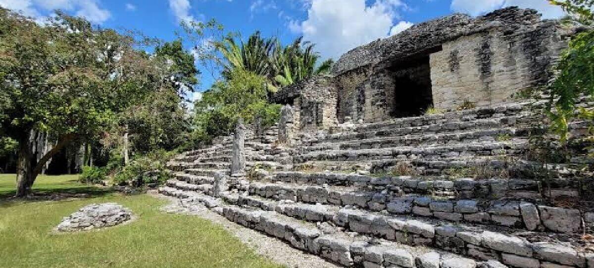 Qué hacer en Chetumal - Zona Arqueológica