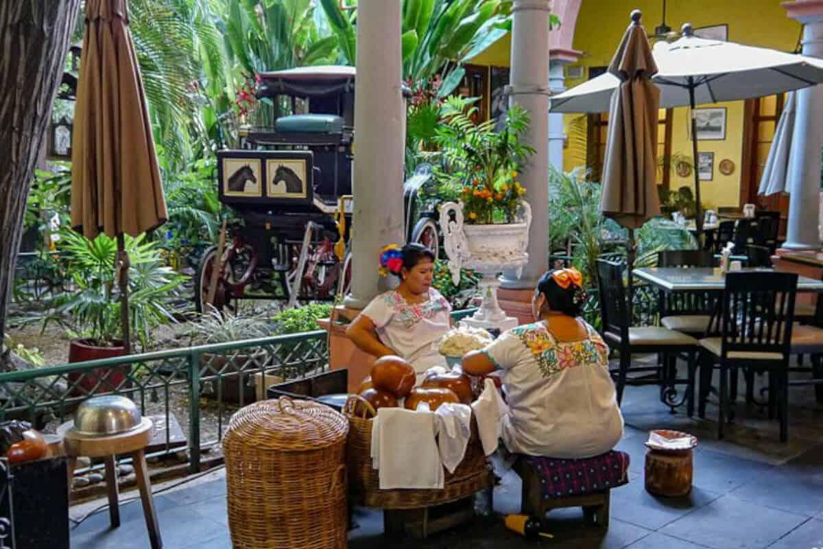 Restaurantes en Mérida Centro - La Chaya Maya