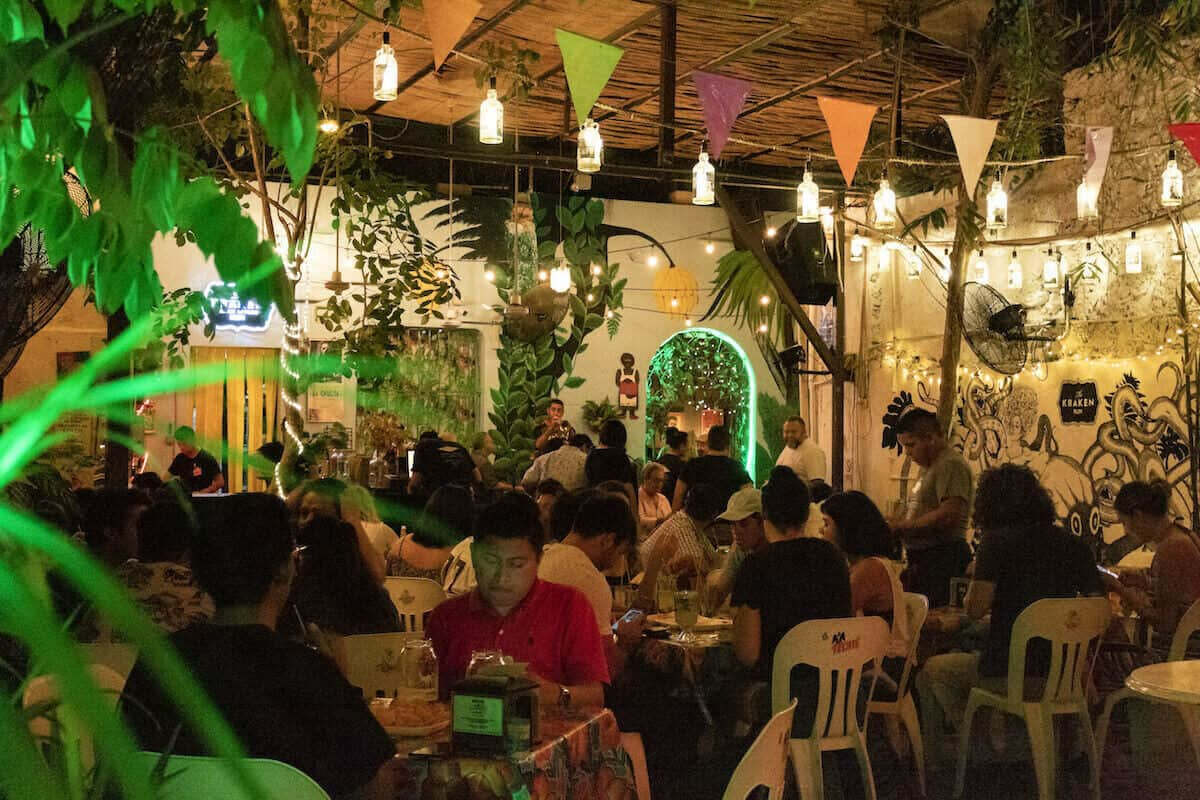 Restaurantes en Mérida Centro - La Negrita