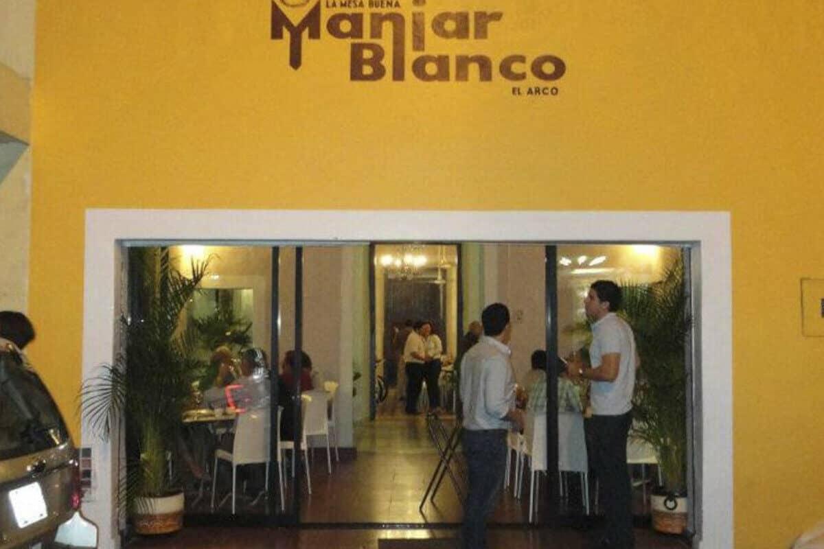 Restaurantes en Mérida Centro - Manjar Blanco
