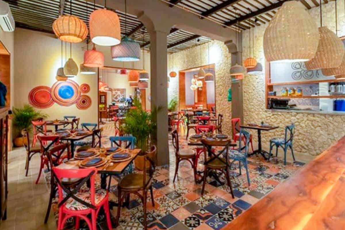 Restaurantes en Mérida Centro - Micaela Mar y Leña