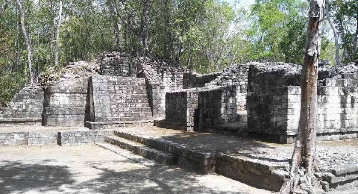 Balamkú Campeche - grupo