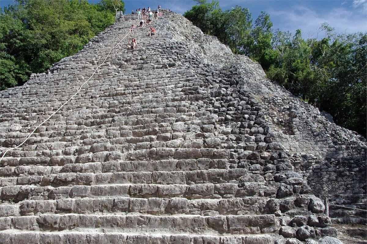 Cenotes en Cobá - Un poco de historia sobre Cobá