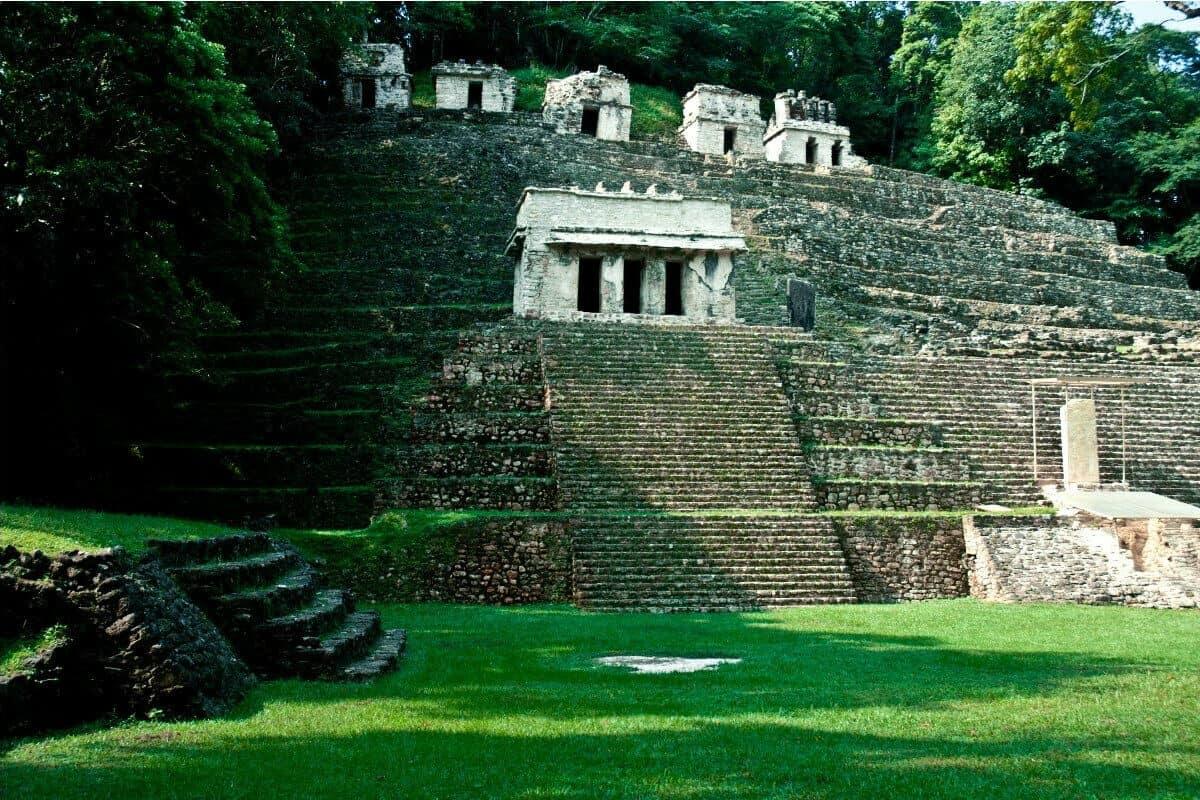 Ciudades principales de los Mayas - Bonampak de Chiapas