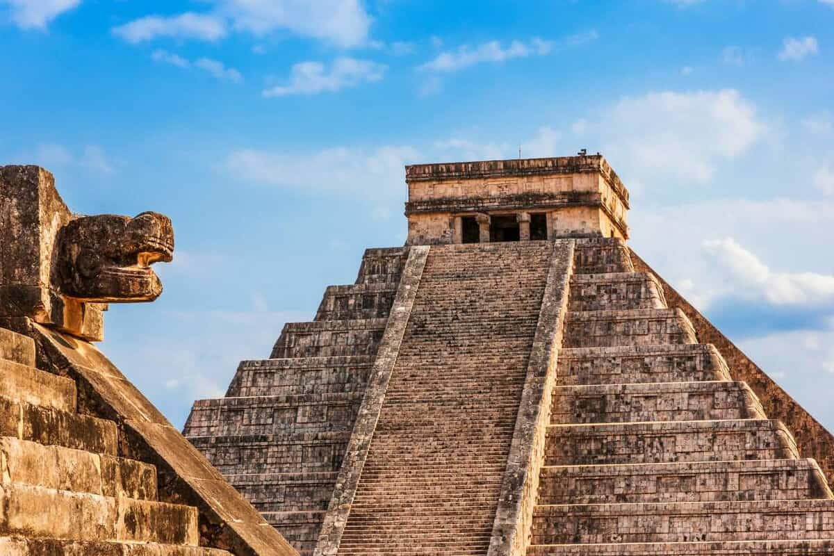Ciudades principales de los Mayas - Chichén Itzá de Yucatán