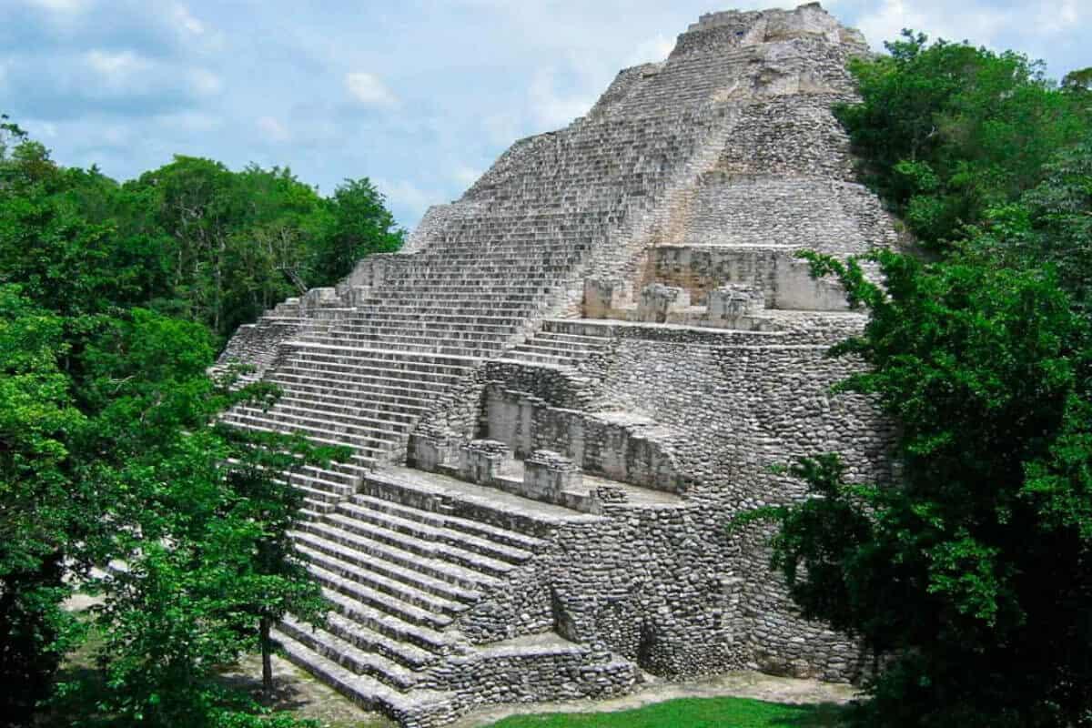 Ciudades principales de los Mayas - Cobá de Quintana Roo