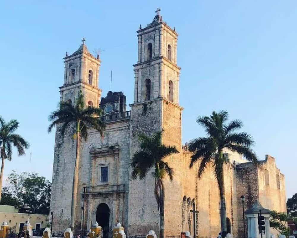 Datos curiosos de Yucatán - Catedral
