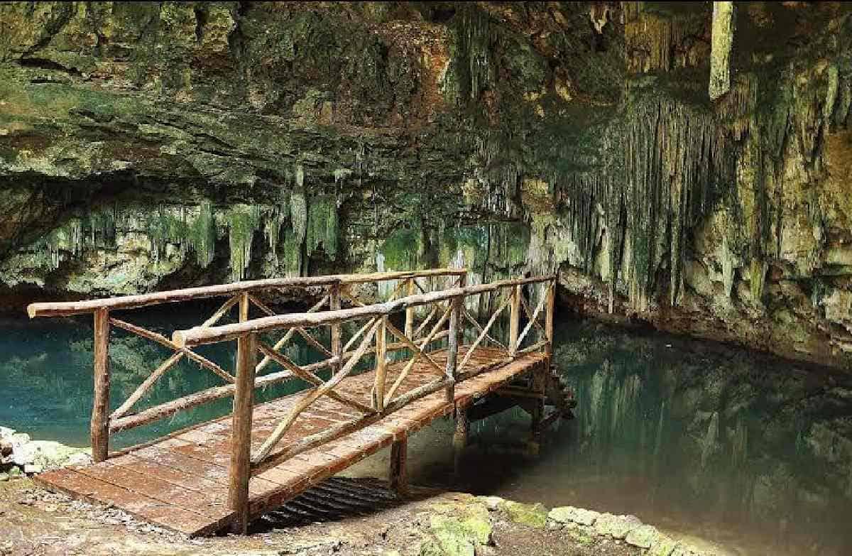Datos curiosos de Yucatán - Cenote