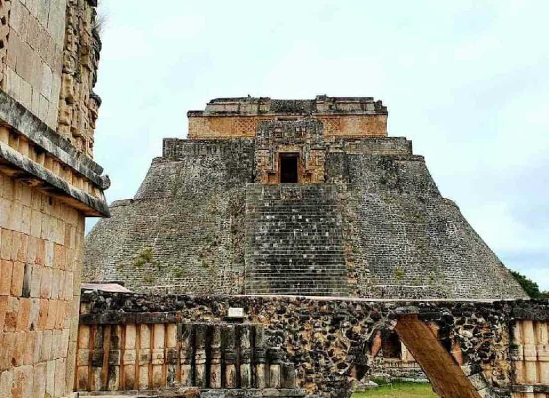 Datos curiosos de Yucatán - ruinas mayas