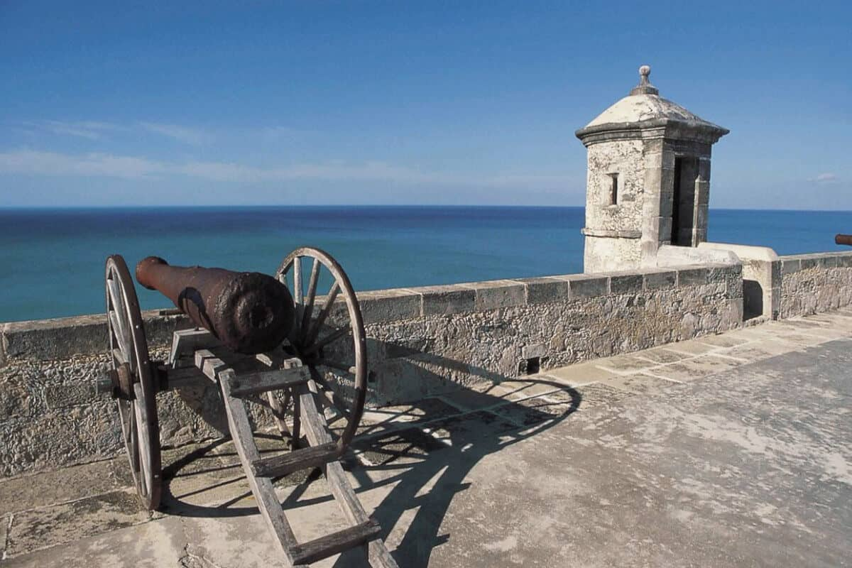Fuerte de San José Campeche - Qué ver en el Fuerte de San José el Alto