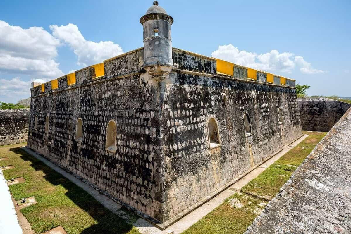 Fuerte de San José Campeche - Un poco de historia del Fuerte de San José Campeche