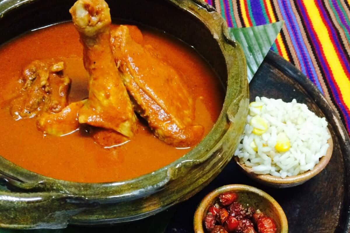 Gastronomía de los Mayas - El Subanik