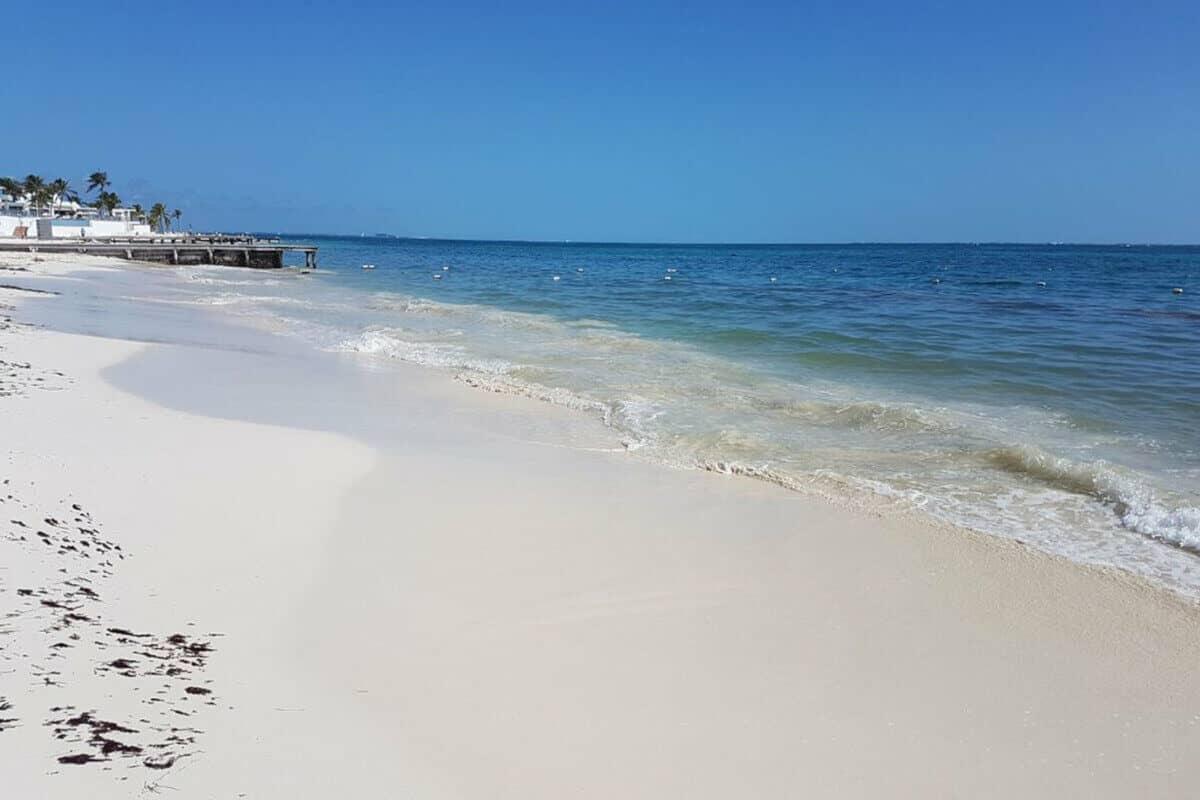 Playas públicas en Cancún - Playa Caracol