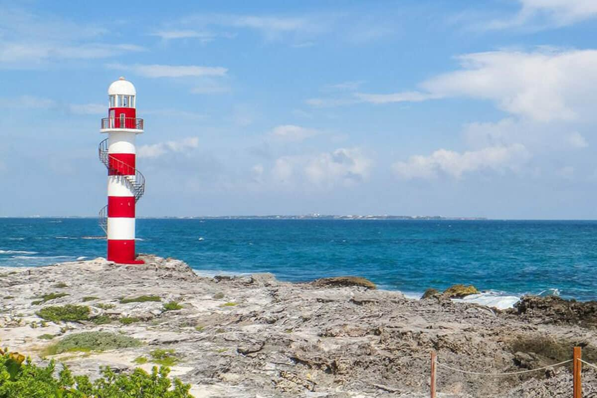 Playas públicas en Cancún - Playa Punta Cancún