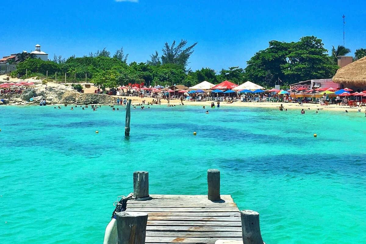 Playas públicas en Cancún - Playa Tortugas