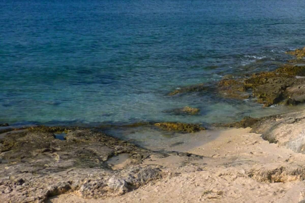 Playas públicas en Cozumel - Playa Dzul Ha