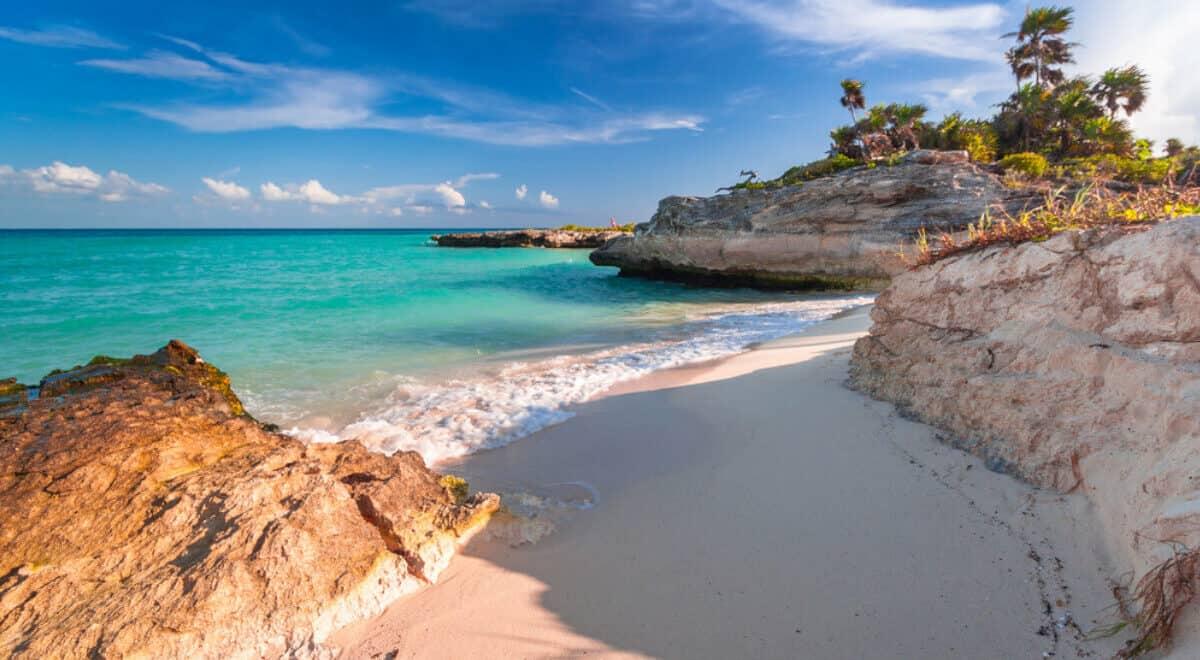 Playas públicas en Playa del Carmen