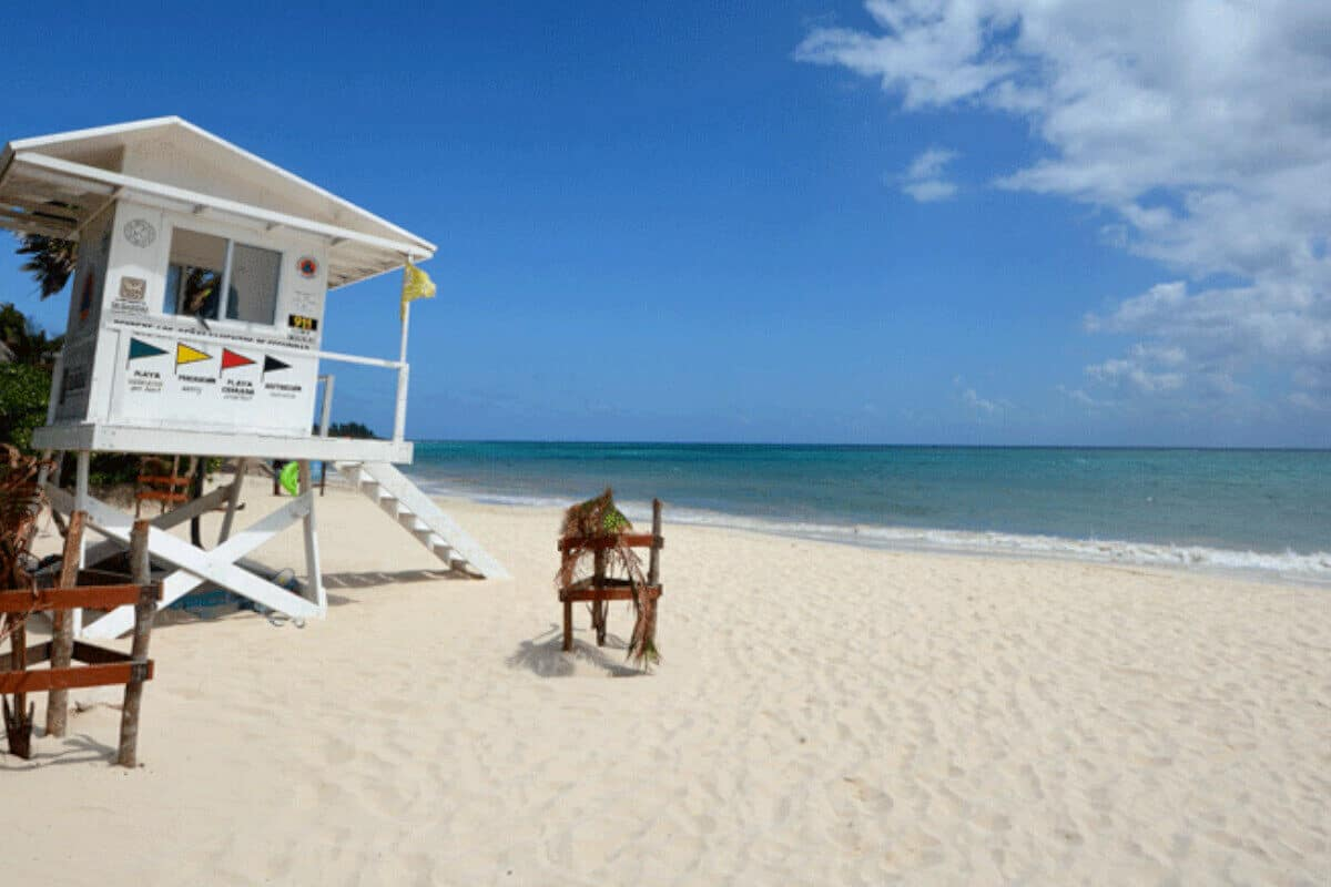 Playas públicas en Playa del Carmen - Playa 88
