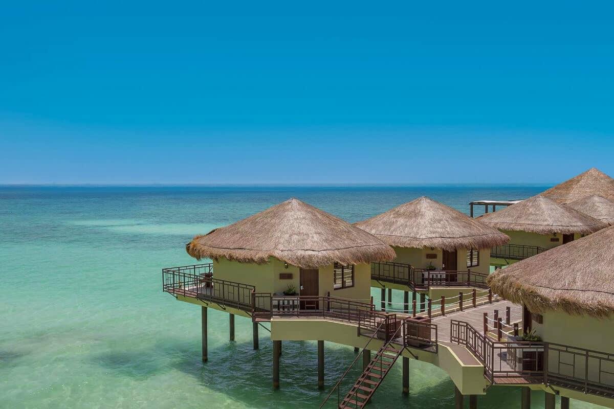 Playas públicas en Playa del Carmen - Playa Punta Maroma