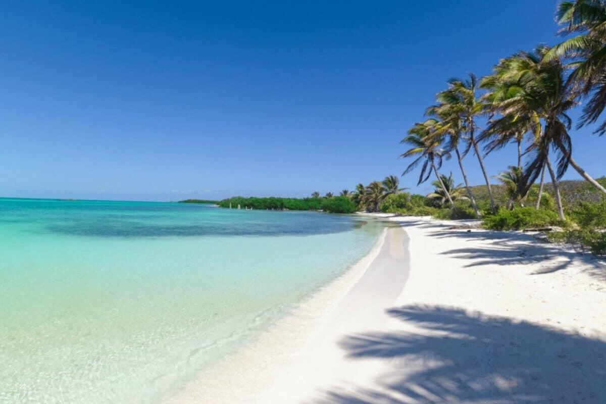 Playas públicas en Tulum - Playa Punta Allen